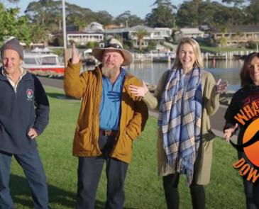 What's up downunder season 11 – episode 17